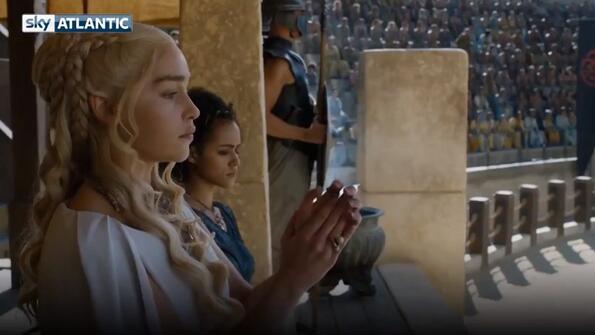 "Героите от Game of Thrones изпълняват ""Ice Ice Baby"""