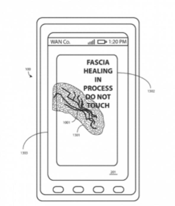 Motorola патентова стъкло, което само се оправя при счупване!