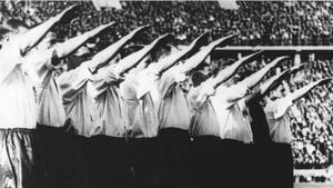 История: видео, на което националния отбор на Англия отдава нациски поздрав!