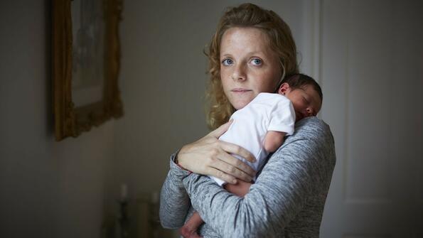 Ден I: как изглеждат хлапетата и майките 24 часа след раждането!