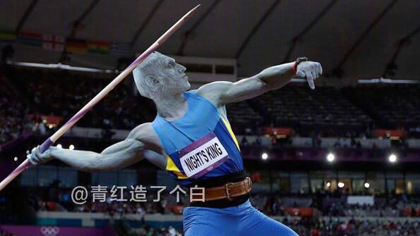 """""""Олимпийски игри на тронове"""""""