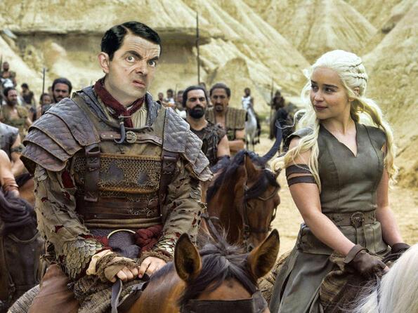 Знаменити актьори в ролите от Game of Thrones!