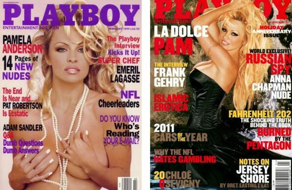 Невероятни факти за списание Playboy, които не си чувал досега