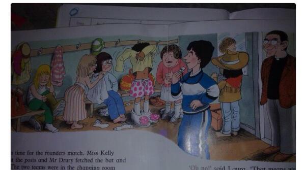 Свещеник педофил, групов секс и още ужаси в детска книжка...