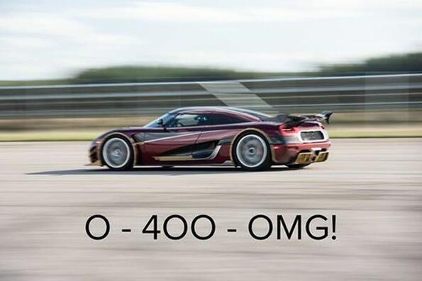 Bugatti Chiron вече не е най-бързата серийна кола!