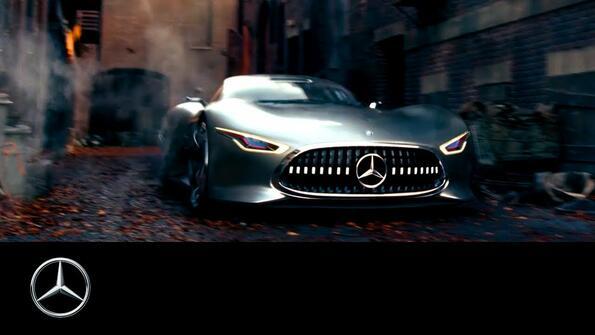 Батман ще се вози вече в Mercedes?!