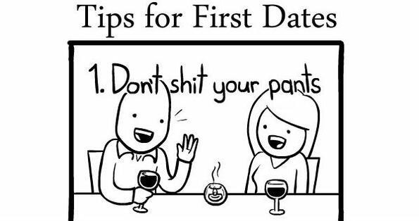Първа среща: 5 опасни (по мнението на жените) грешки, които може да допуснеш!