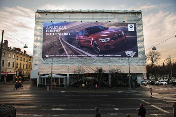 Как BMW се заяде с Volvo и му обяви война?