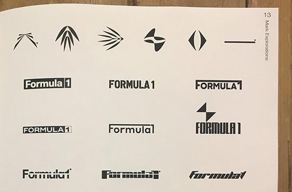 Формула 1 показаха новото си лого и хората полудяха