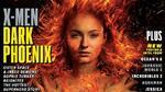 """Софи Трънър в пламъци за предстоящия филм """"Х-Мен: Мрачния Феникс"""""""