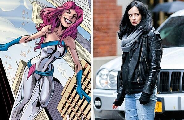 Ето как трябва наистина да изглеждат героите на DC и Marvel според комиксите