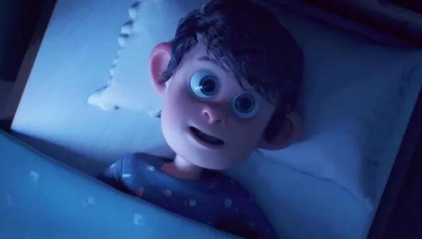 """Късометражнaта анимация """"The return of the monster"""" те връща към всичките ти детски страхове"""