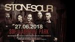STONE SOUR ще свирят в София на 27 юни 2018г.!