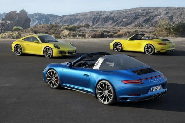 На твоето внимание: ето и двигателите за новото Porsche 911!