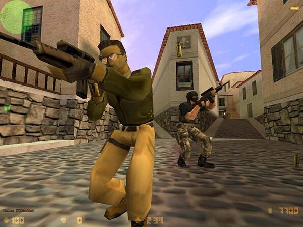 Арестуваха създателя на Counter Strike!