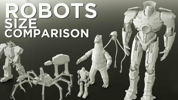 R2D2 срещу Робокоп и не само! Сравняваме най-изветните роботи в киното!