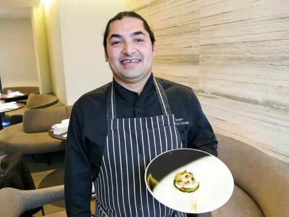 Ето как бивш бездомник отвори ресторант, който удостоиха със звезда Мишлен