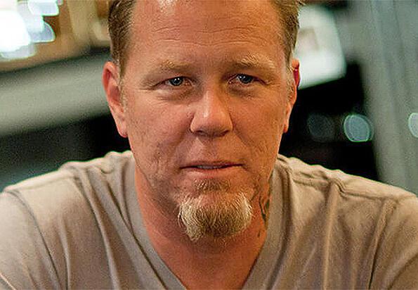 Фронтменът на Metallica за първи път ще се снима във филм!