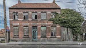 Изоставена къща, представена в тези невероятни фотографии