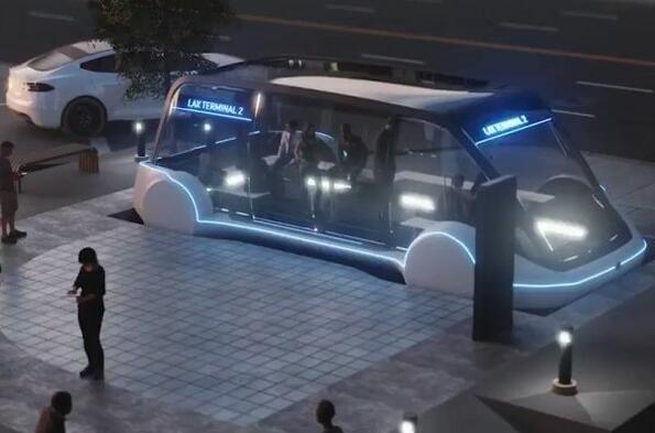 Илон Мъск ни показа електрически автобус!!!