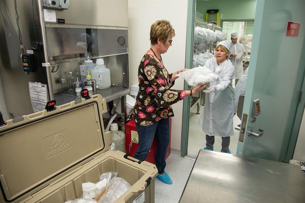 Намерено: гъбички в стерилните помещения на НАСА