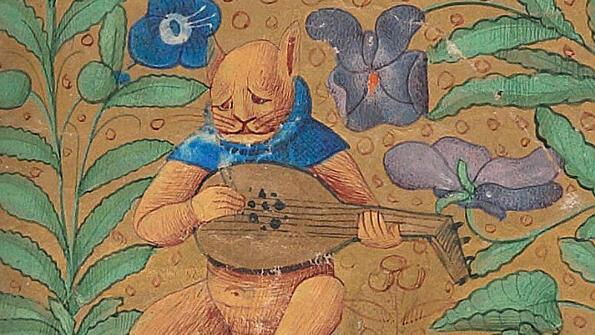 Уморително уродливи котки от средновековието!