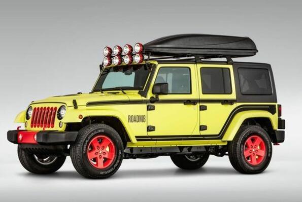Jeep Wrangler: хотел, ама на колела!