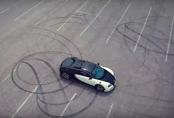 Гледай най-скъпия дрифт в историята на автомобилостроенето!