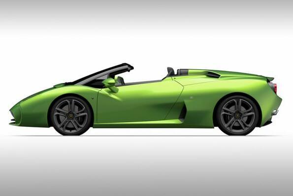 Zagato с нов суперавтомобил на базата на Lamborghini Gallardo LP570-4!