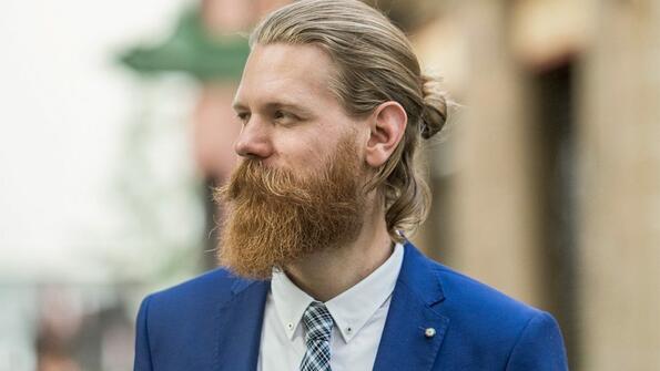 На вниманието на всички брадани, запознайте се с Ерик Бандхолц!
