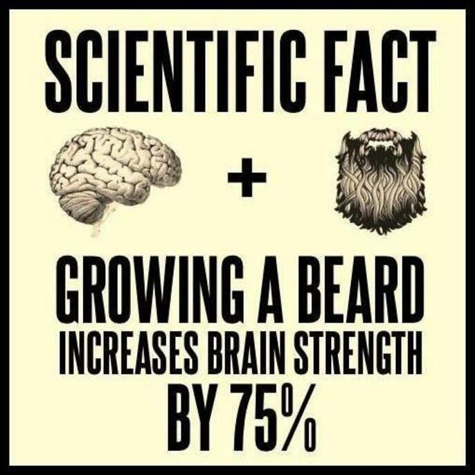 5 световни учени, които трябва да получат Нобелова награда за брада