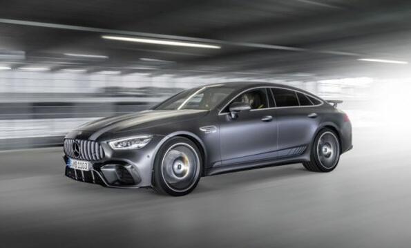 Ето и най-новото купе на Mercedes-AMG!