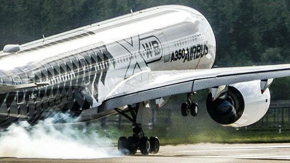 Най-безумното излитане на самолет, което си виждал!