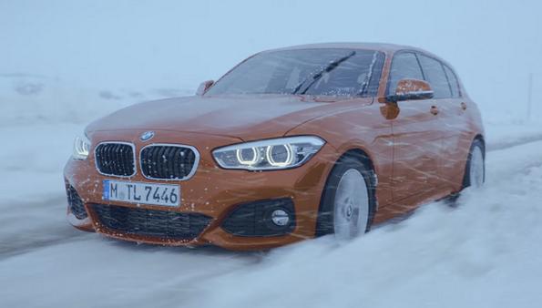 Виж забранената реклама на BMW!