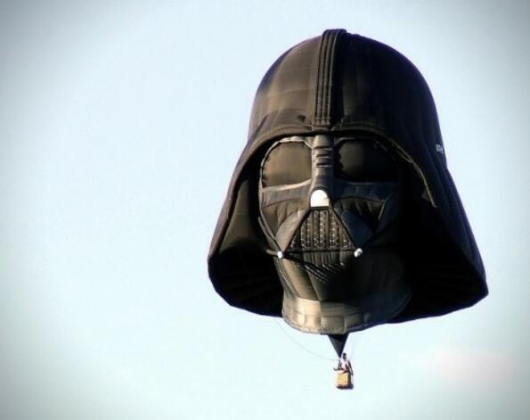 Вижте клипче на полет с най-ужасяващия балон с горещ въздух