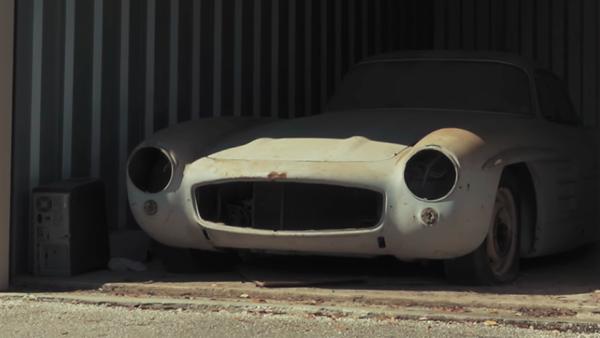 Дори да изглежда така, Mercedes 300S струва един милион долара!