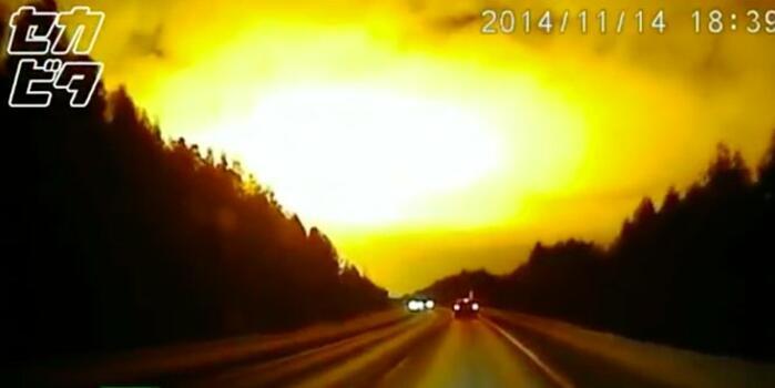 Най-страните кадри от японските камери в автомобилите!