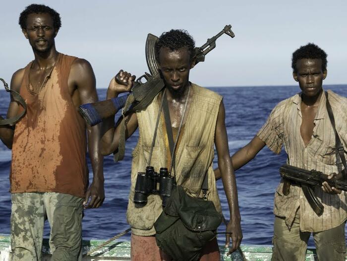 5 страни, с които сомалийските пирати съжаляват дълбоко, че са се забъркали...
