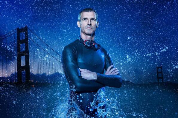 Този мъж иска да преплува Тихия океан