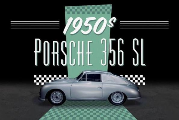 Най-яките коли на Porsche за 3 минути в едно видео!