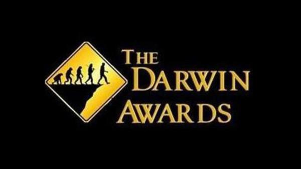 """Топ 3 носилети на наградите """"Дарвин"""" за 2017 г."""
