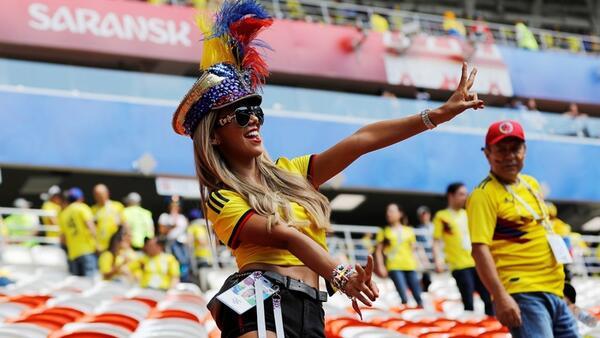 Най-яките футболни фенки на Мондиала!
