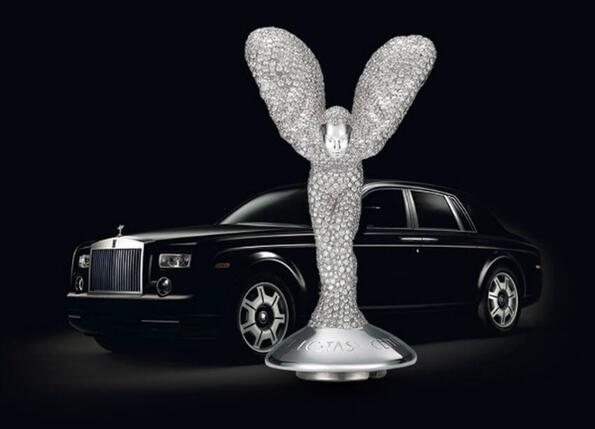 Най-скъпата емблема за кола