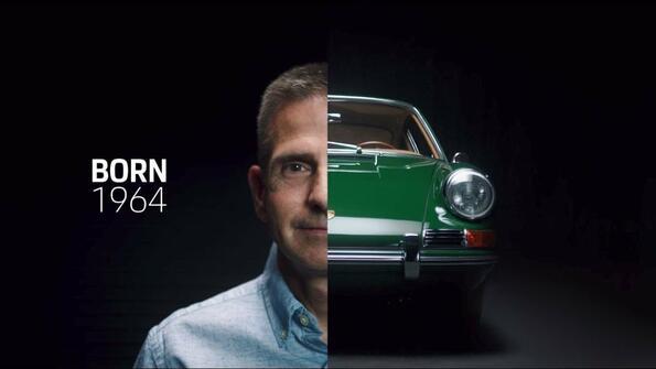 Честит рождeн ден на Porsche!