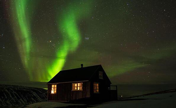 Airbnb в планинския рай