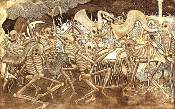 Какво става с теб след смъртта?