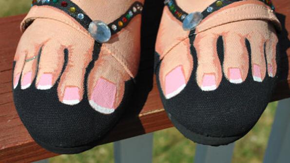 Най-ужасните мъжки обувки на планетата