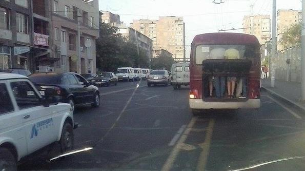 Ако си мислиш, че софийският транспорт е скапан!