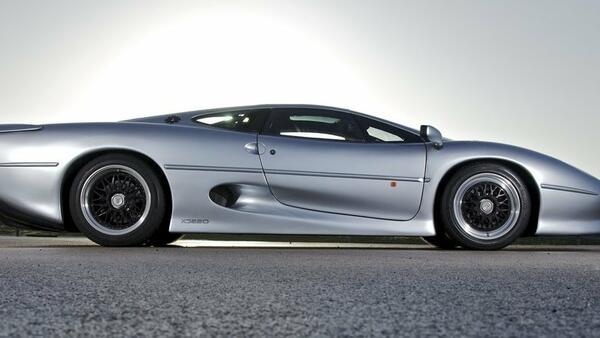 Нова писанка: Jaguar с нов модел