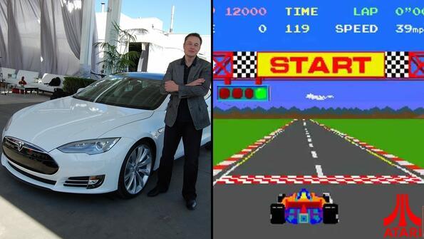 Tesla ще бъде подобрена с конзолни игри